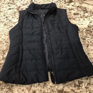 Aeropostale Navy Vest